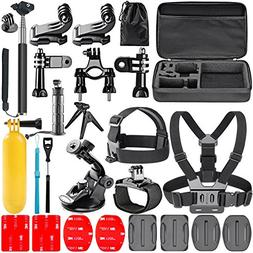 Neewer 22-In-1 Action Camera Accessory Kit for GoPro Hero 4/