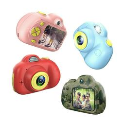 1080p dual lens face recognition kids digital