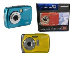 12 Megapixel Waterproof Compact Design Digital Camera