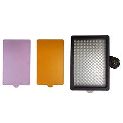 160 LED Video Light, Photo Studio Ultra Bright Dimmable Came