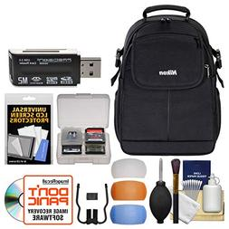 17006 compact dslr backpack case