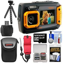 Coleman Duo 2V9WP Dual Screen Shock & Waterproof Digital Cam
