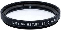 40.5MM UV Ultraviolet Filter for Sony Alpha a6500, a6300, a6