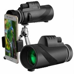 40x60 Clip-on Optical Zoom HD Telescope Camera Lens For Univ