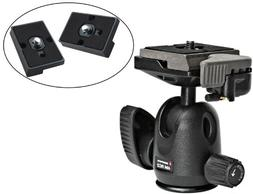 Manfrotto 494RC2 Mini Ball Head with Quick Release and Two R
