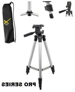 50-inch Compact Lightweight Tripod For Sony Alpha A5000 A510