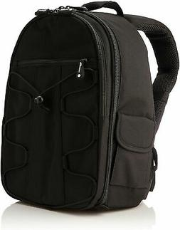 AmazonBasics Backpack for SLR/DSLR Cameras and Accessories -
