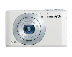 Canon PowerShot S110 12.1 MP Digital Camera with 3-Inch LCD