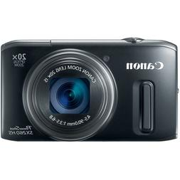 Canon PowerShot SX260 HS 12.1 MP CMOS Digital Camera with 20