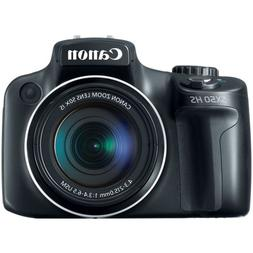 Canon PowerShot SX50 HS 12MP Digital Camera with 2.8-Inch LC