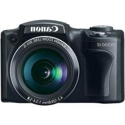 Canon PowerShot SX500 IS 16.0 MP Digital Camera with 30x Wid