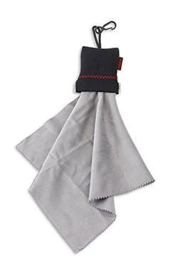 Carson Stuff-It XL Microfiber Cleaning Cloth for Eyeglasses,