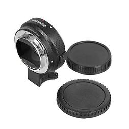 Commlite Auto-Focus Mount Adapter EF-NEX for Canon EF to Son