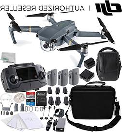 DJI Mavic Pro Fly More Combo Collapsible Quadcopter Water-Re