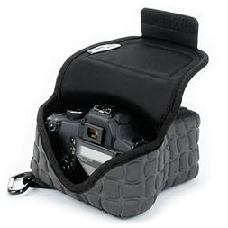 DSLR Camera Case/SLR Camera Sleeve FlexARMOR X with Deluxe P
