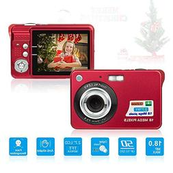 Digital Camera, Yasolote Digital Video Camera Camcorder with