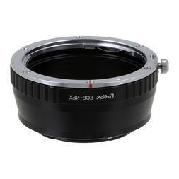 Fotodiox Lens Mount Adapter - Canon EOS  D/SLR Lens to Sony
