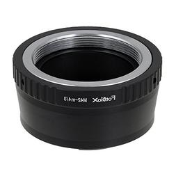 Fotodiox Lens Mount Adapter, M42  Lens to Micro 4/3 Olympus