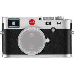 Leica 10771 M 24MP RangeFinder Camera with 3-Inch TFT LCD Sc