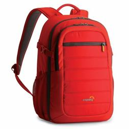 Lowepro - Tahoe Bp 150 Camera Backpack - Mineral Red
