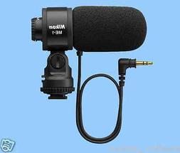 Nikon 27045 ME-1 Stereo Microphone Supplied with Wind Screen