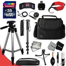 Nikon Coolpix Complete ACCESSORIES Kit for Nikon COOLPIX P90
