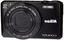 Nikon Coolpix S7000 Wi-Fi Digital Camera