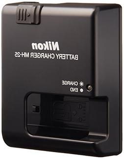 Nikon MH-25 Quick Charger for EN-EL15 Li-ion Battery compati