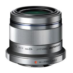 Olympus M. Zuiko Digital ED 45mm f1.8  Lens for Olympus and