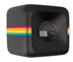 Polaroid Cube+ 1440p Mini Lifestyle Action Camera with Wi-Fi