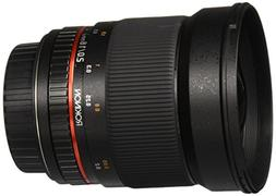 Rokinon 16M-C 16mm f/2.0 Aspherical Wide Angle Lens for Cano