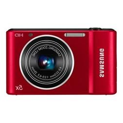 Samsung 16MP Digital Camera with 5x Optical Zoom Lens and 2.