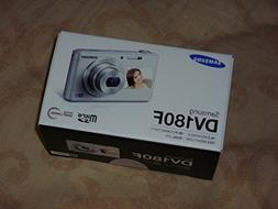 Samsung DV180F 16MP 5x Optical Zoom Smart Camera  EC-DV180FB