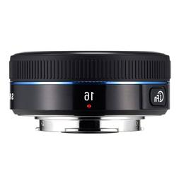 Samsung NX 16mm f/2.4 Camera Lens  - Fixed