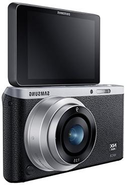 Samsung NX Mini 20.5MP CMOS Smart WiFi & NFC Mirrorless Digi