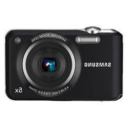 Samsung SL600 12.2 MP Compact Digital Camera - Black