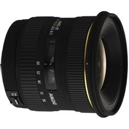 Sigma 10-20mm f/4-5.6 EX DC HSM Lens for Sigma Digital SLR C