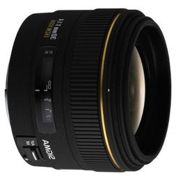 Sigma 30mm f/1.4 EX DC HSM Lens for Canon Digital SLR Camera