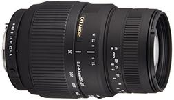 Sigma 70-300mm f/4-5.6 DG Macro Telephoto Zoom Lens for Pent