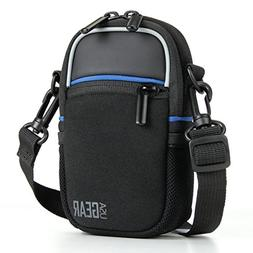 USA Gear Premium Compact Camera Case Sling Bag for Sony RX10