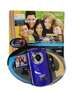 Vivitar DVR620-GRP Ultimate Selfie Digital Camera 5.1 MP wit