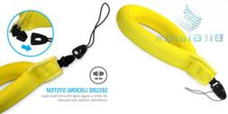 Waterproof Camera Float , TETHYS  Waterproof Float Strap for