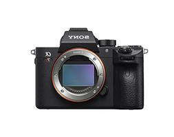 Sony a7R III 42.4MP Full-frame Mirrorless Interchangeable-Le
