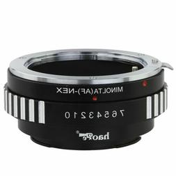 Adapter Ring for Sony Alpha Minolta AF A-type Lens to Sony N