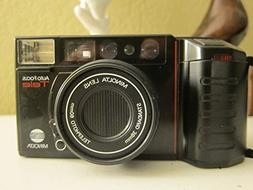 Minolta AF-Tele 35mm Film Camera Auto Focus Tele Camera w/ M