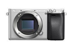 Sony Alpha a6300 Mirrorless Camera Interchangeable Lens Digi