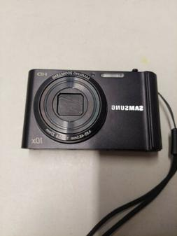 Black Samsung camera ST201 No charger