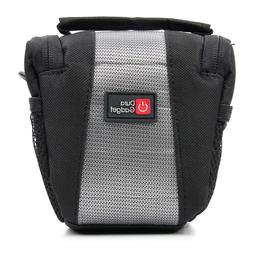 Black Carry Bag For Olympus E-PL5 DSLR Camera In Compact Sty