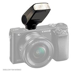 Bounce & Swivel Head Compact Multi-Function LCD Flash For So