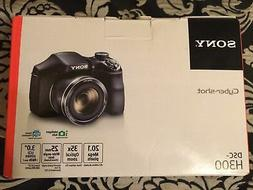 Brand New - Sony Cyber-shot DSC-H300 20.1 MP Digital Camera